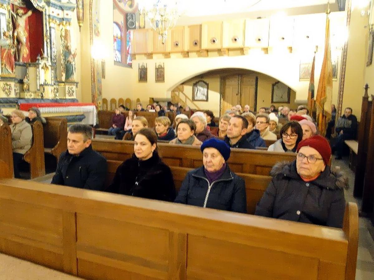 Peregrynacja relikwii Św. Jana Pawła II w Brzeźnicy