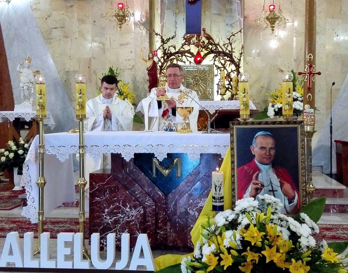Dar na 100-tną rocznicę urodzin Św. Jana Pawła II