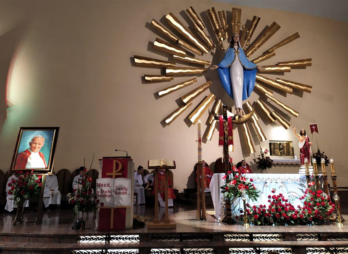 XX-lecie POAK w parafii Matki Bożej Niepokalanej
