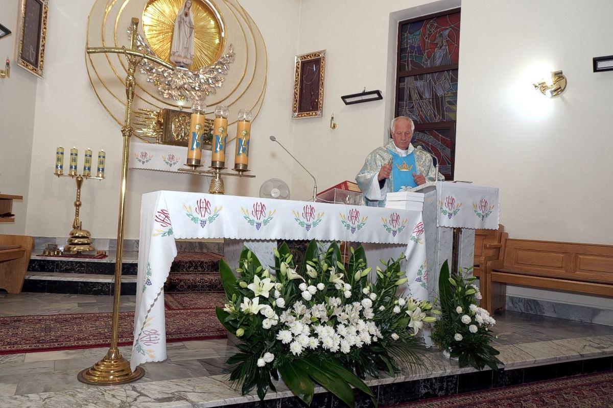Jubileusz 25–lecia AKDT w parafii Paszczyna