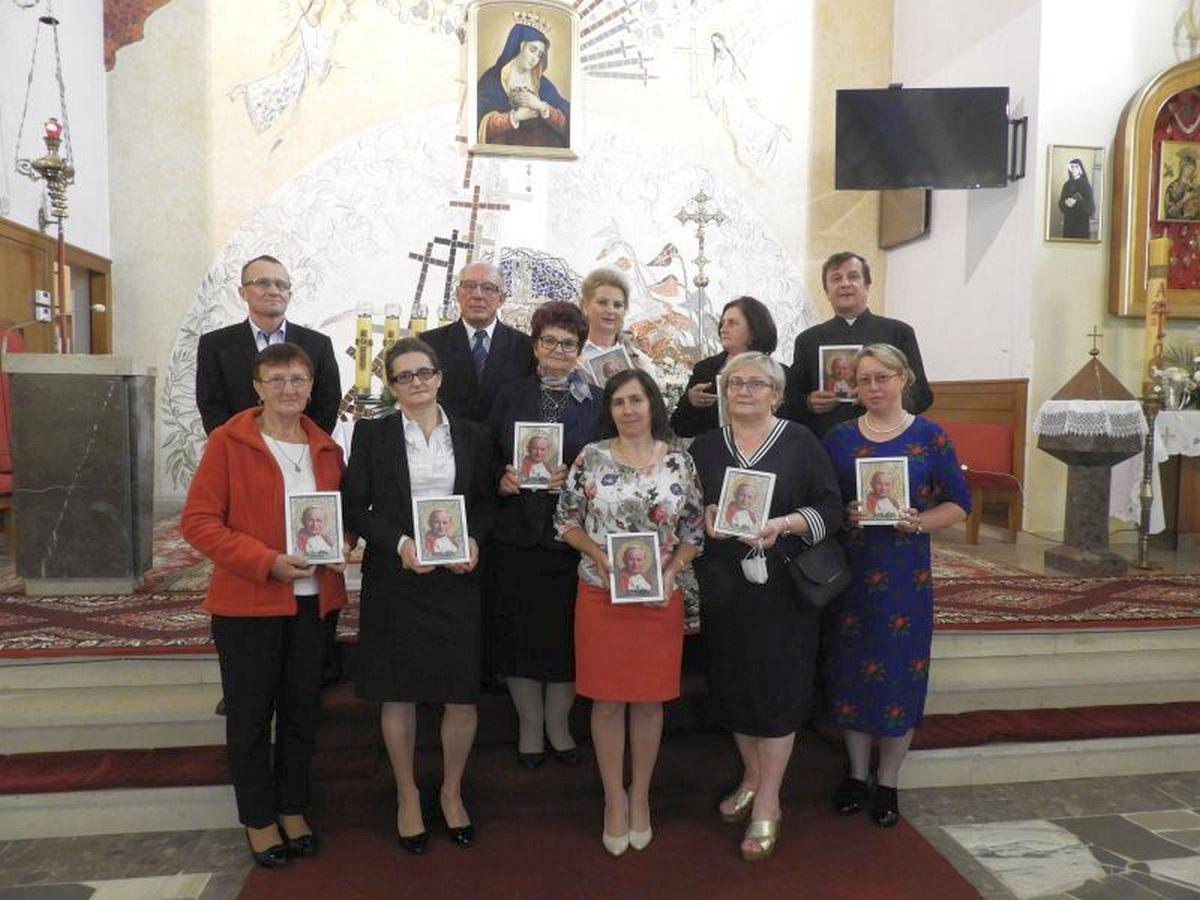 Jubileusz 25-lecia AK DT w parafii Nieczajna