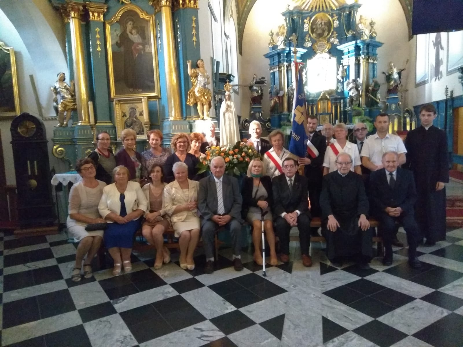 Jubileusz 25-lecia AK DT w parafii Lisia Góra