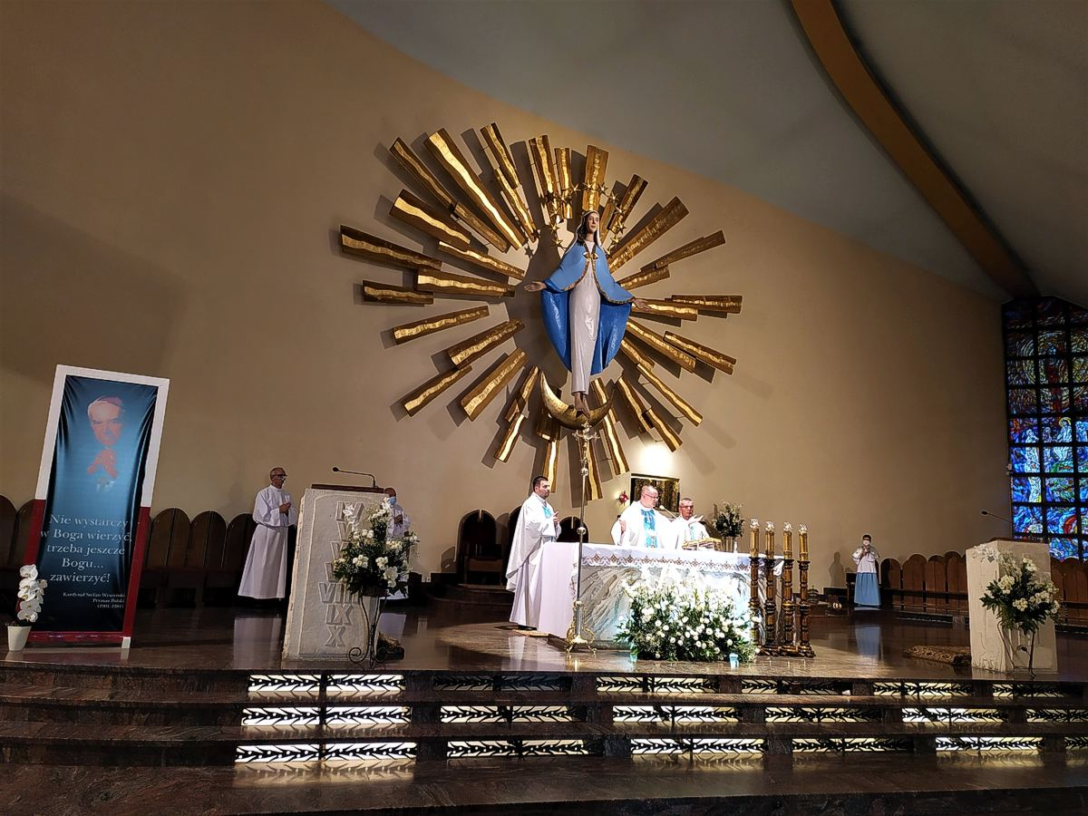 25-lecie AK DT - parafia MBN w Nowym Sączu
