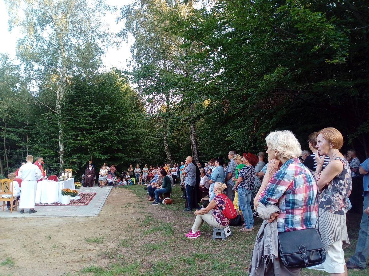 Święto Podwyższenia Krzyża Świętego w Barcicach