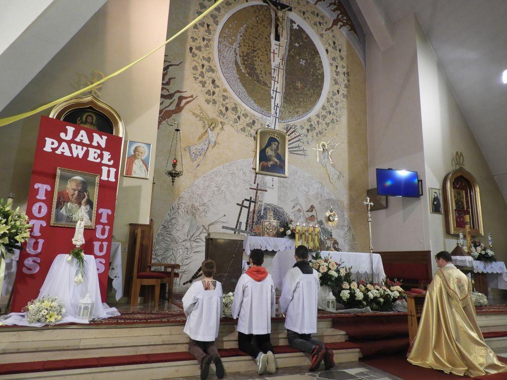 XX Dzień Papieski POAK Nieczajna