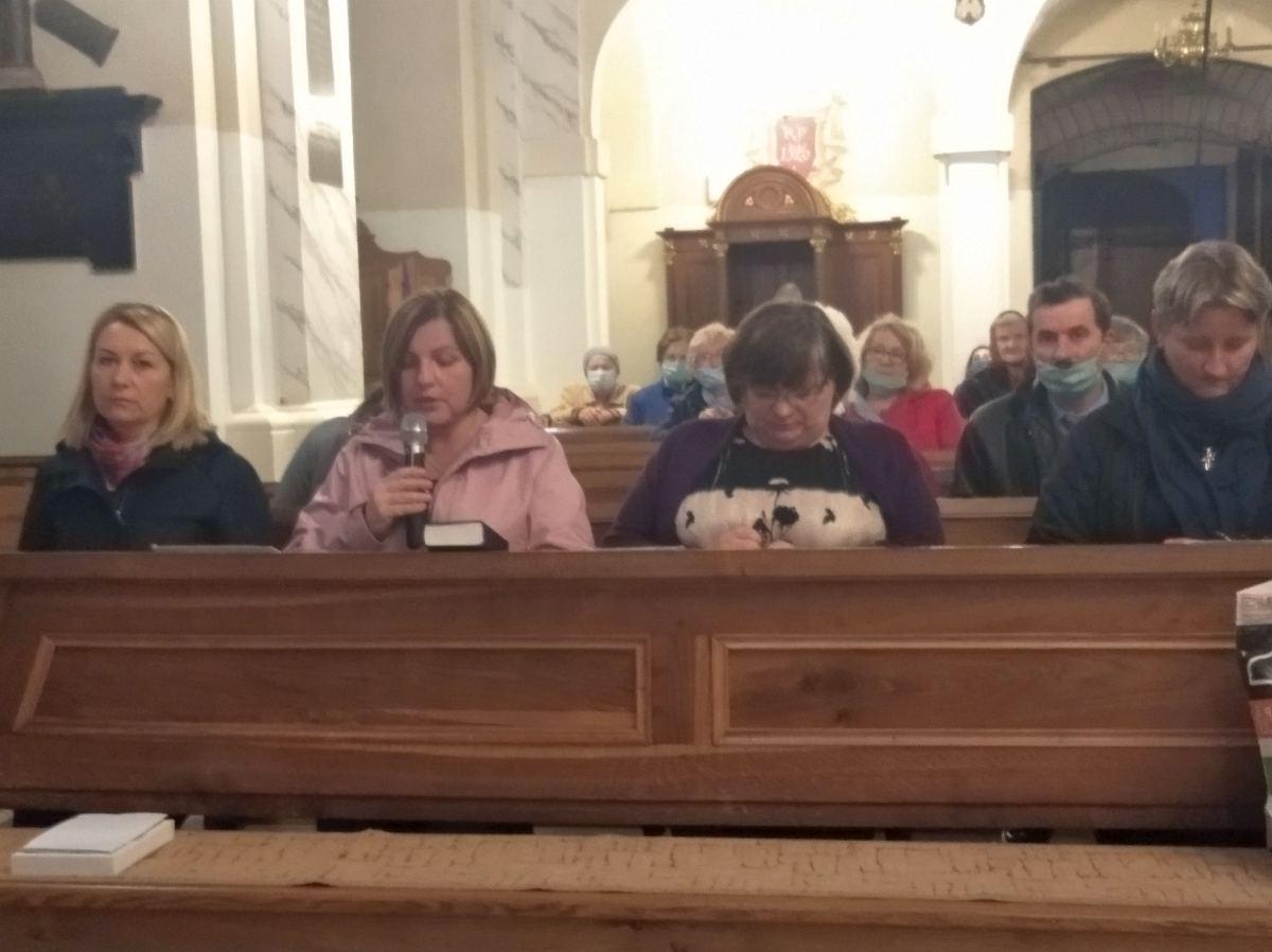POAK Gręboszów uroczystość 25-lecia AK DT